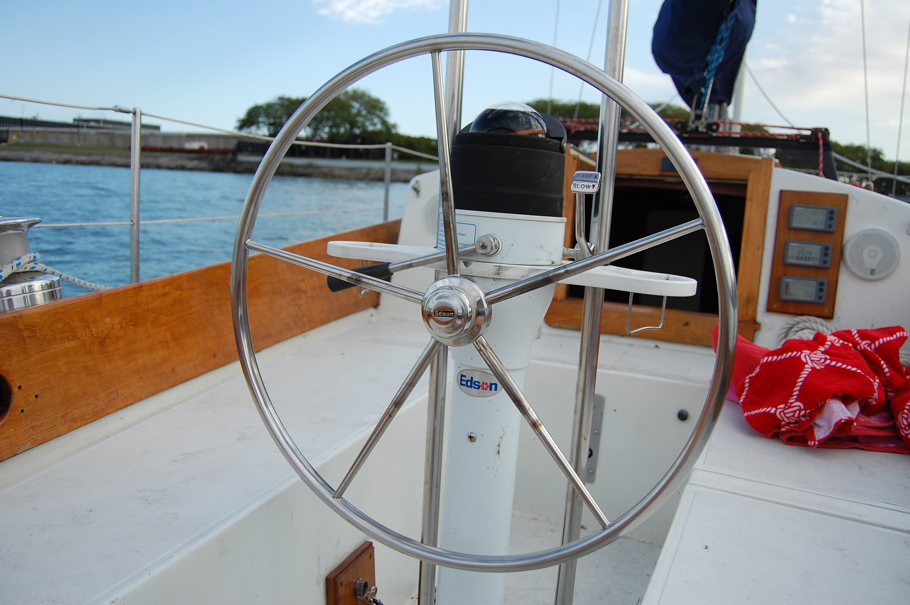 Anatomy    of a Sailboat | Riding The Waves